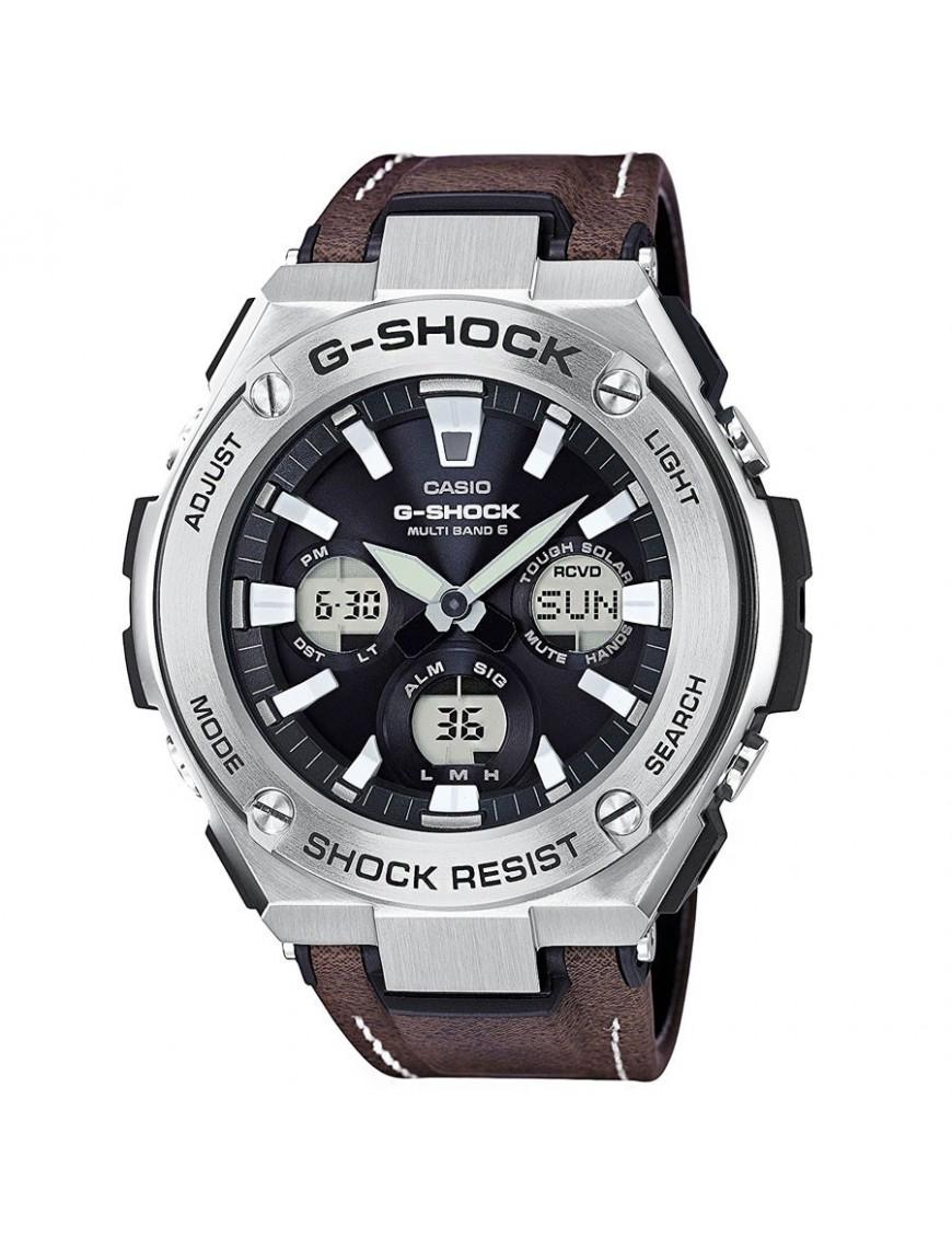 Cronógrafo 1aer Shock W130l Casio Gst Reloj Hombre G q5ARL34j