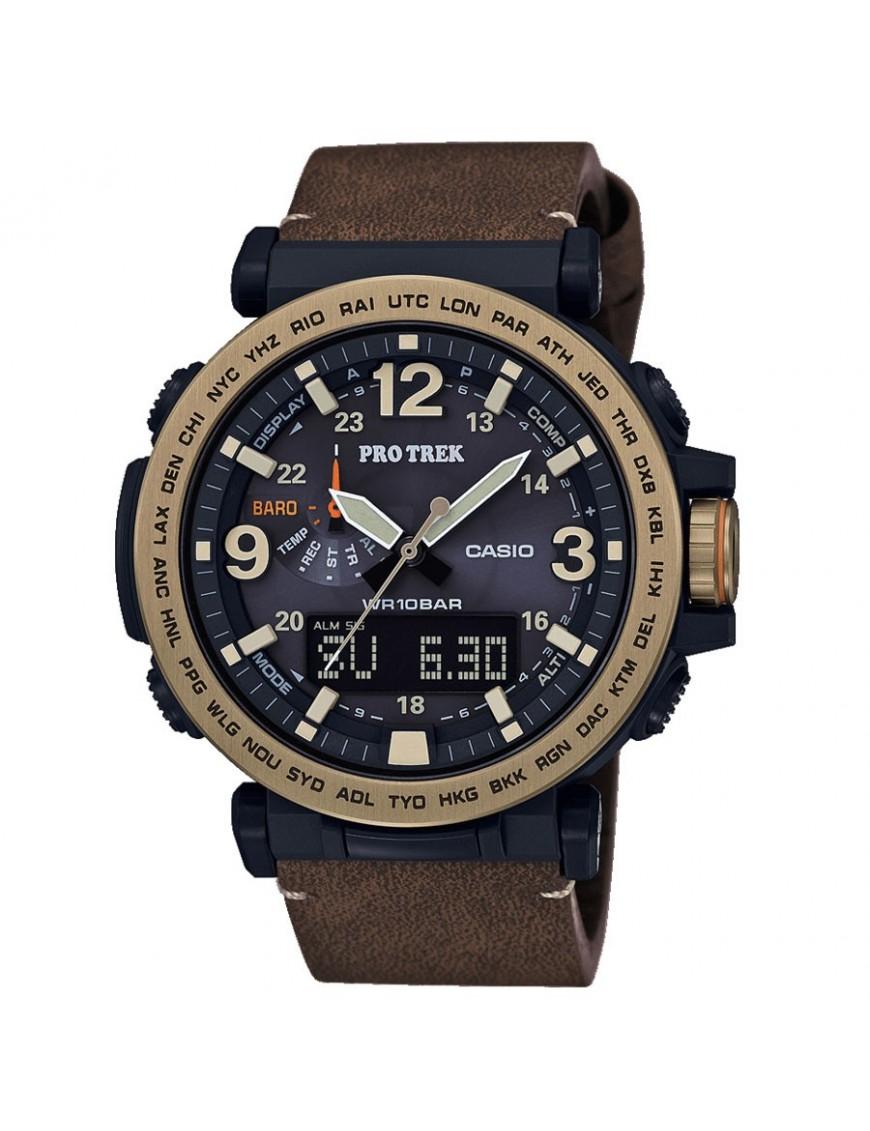 Reloj Casio Pro Trek Hombre Cronógrafo PRG-600YL-5ER