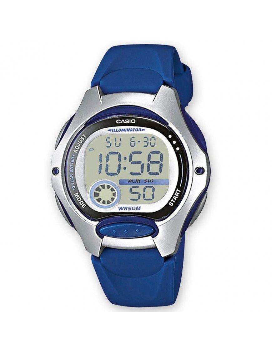 Reloj Casio Niño Cronógrafo LW-200-2AVEF