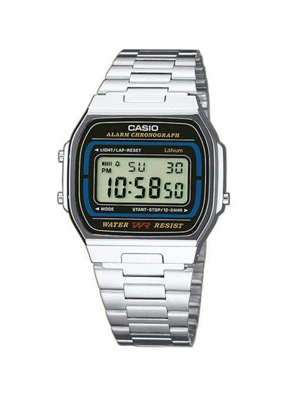 Reloj Casio Hombre Cronógrafo A164WA-1VES
