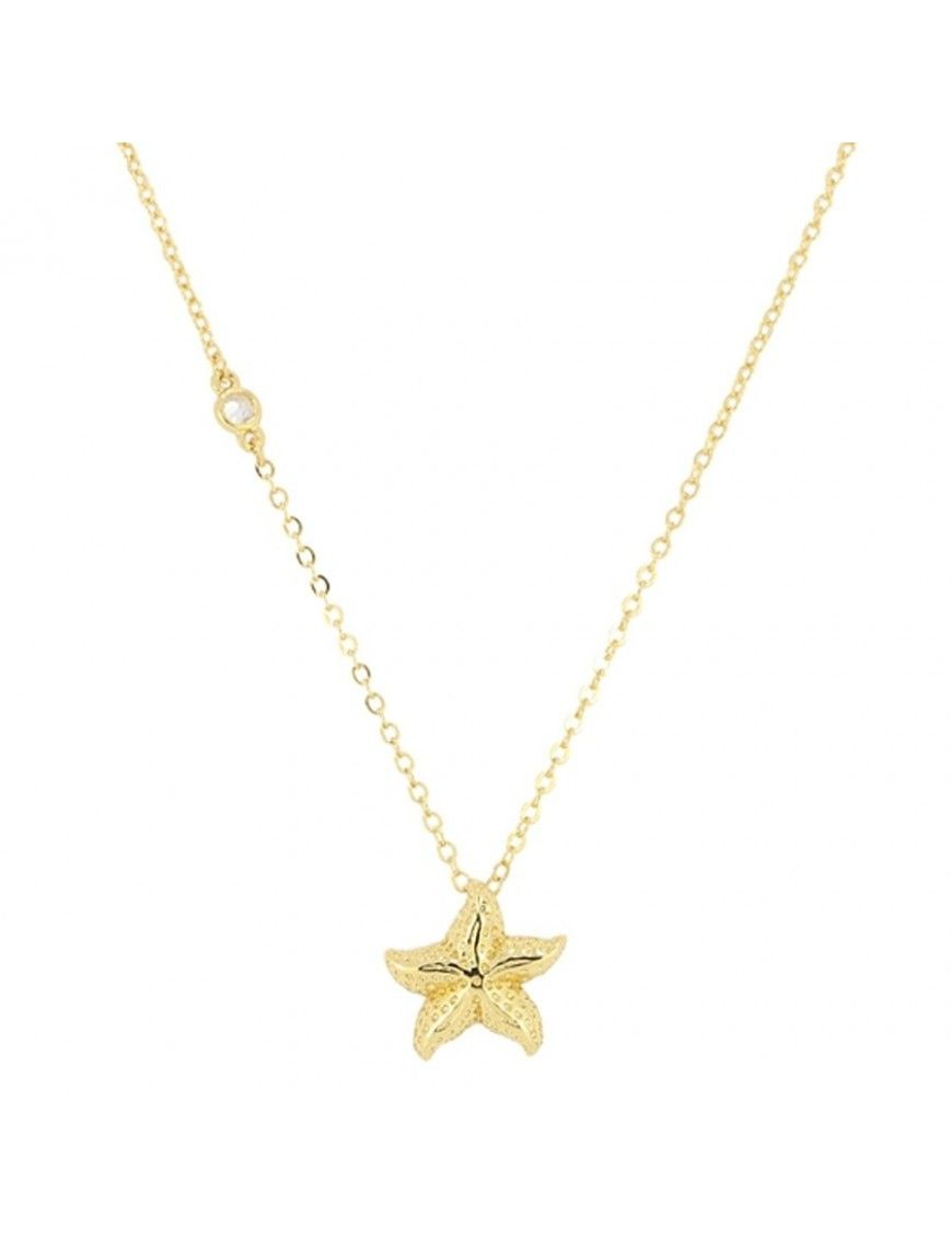 Collar Anartxy Acero Mujer Estrella de Mar COA356