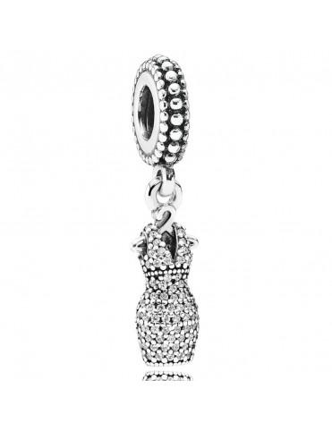 Comprar Charm Pandora Plata Vestido Deslumbrante 792062CZ online