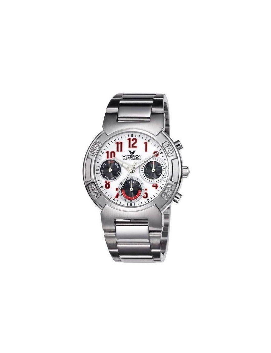 Reloj Viceroy Acero Multifunción Niño 46636-04