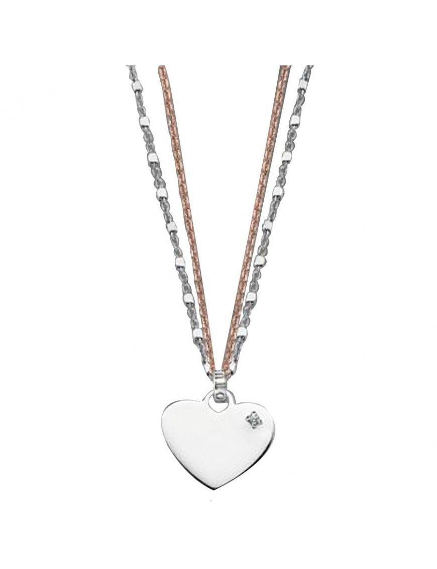 Collar Lotus Silver Plata Mujer LP1667-1/1