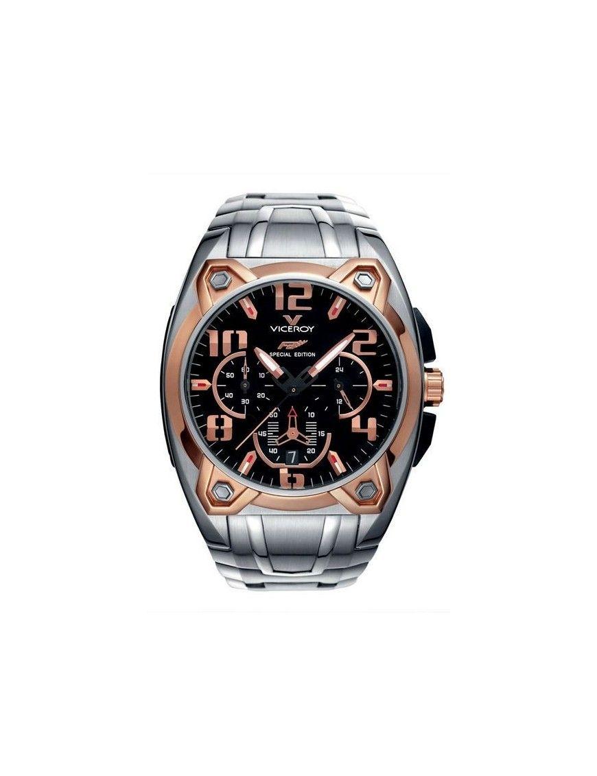 Reloj Viceroy Acero Crono Hombre 47625-95