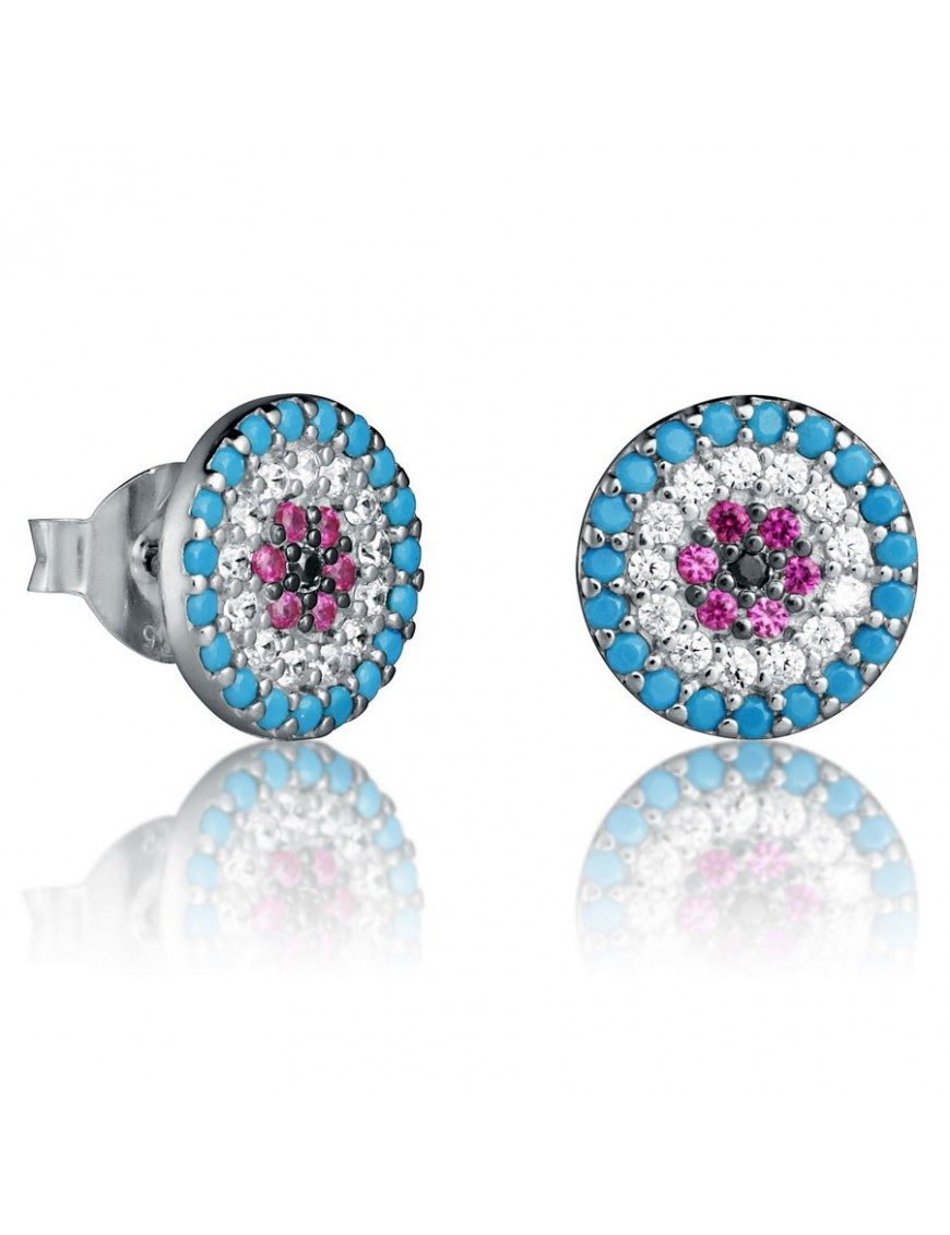 Pendientes Viceroy Plata Mujer 7082E000-99