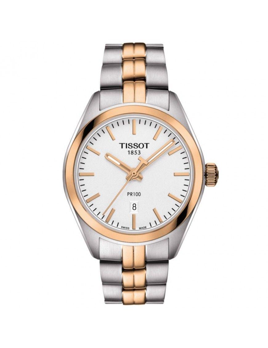 Reloj Tissot Mujer PR 100 Lady T1012102203101