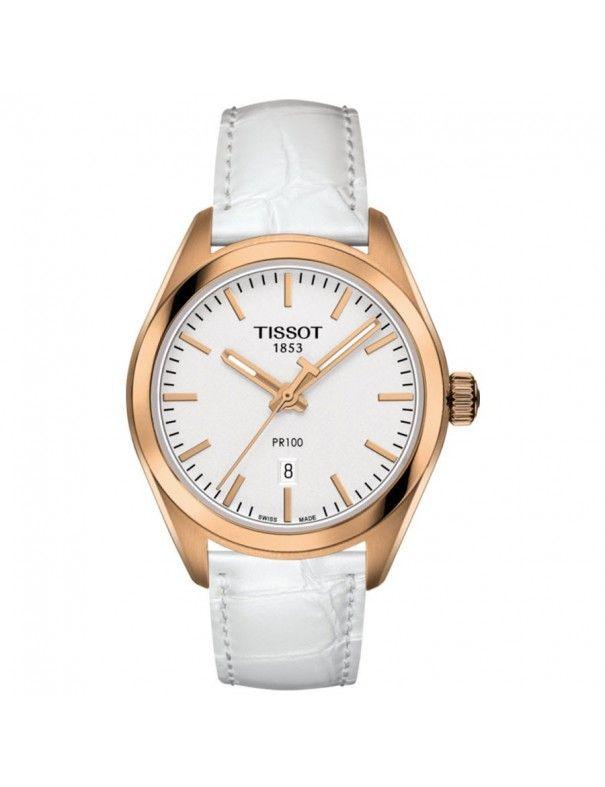 Reloj Tissot Mujer PR 100 Lady T1012103603101