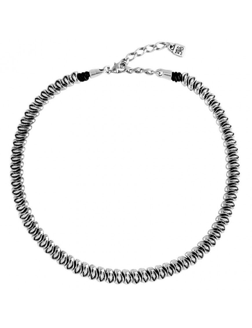 Collar Uno de 50 Metal Mujer COL1165MTL0000U