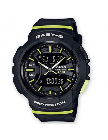 Reloj Casio Baby-G Mujer Cronógrafo BGA-240-1A2ER