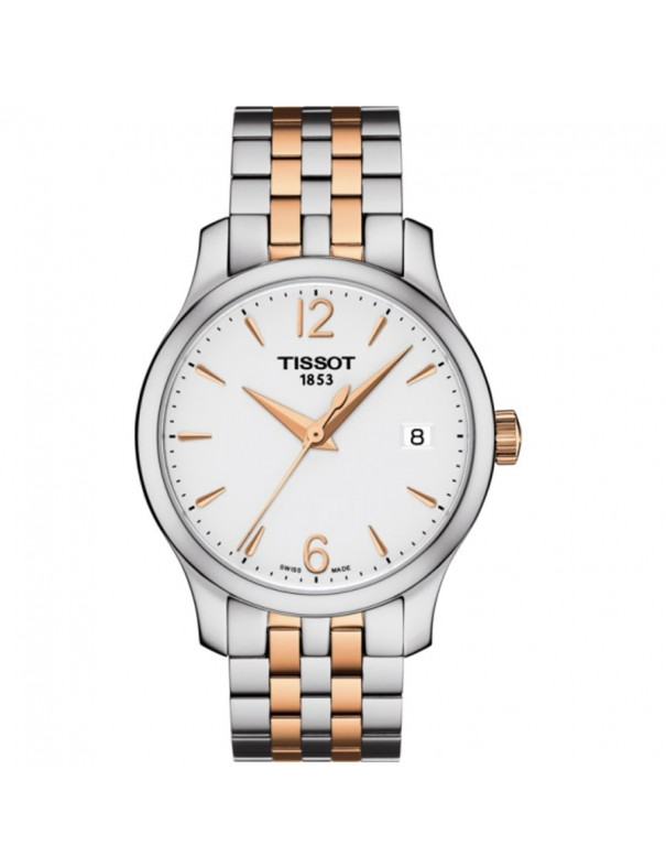 Reloj Tissot Tradition Mujer T0632102203701