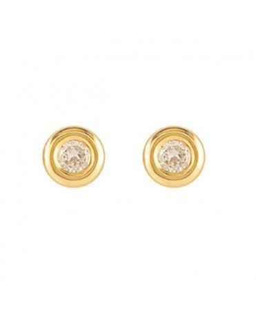 Comprar Pendientes Oro 18 Kts Niña 61A1704/6 online
