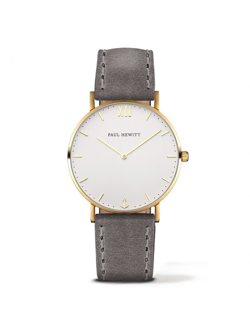 Reloj Paul Hewitt Sailor Line Unisex SA-G-SM-W-13S