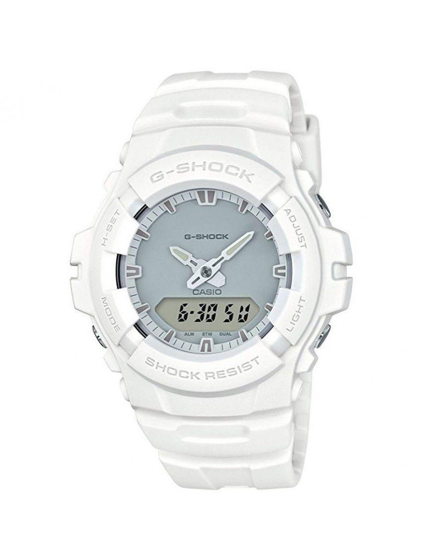 Reloj Casio G-Shock Hombre Cronógrafo G-100CU-7AER