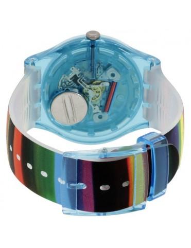 Reloj Swatch Unisex Colorbrush SUOS106