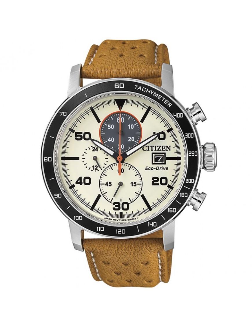 Reloj Citizen Eco-Drive Hombre Cronógrafo CA0641-16X