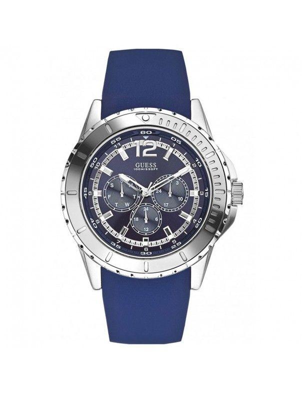 Reloj Guess Hombre multifunción Mawerick W0485G3