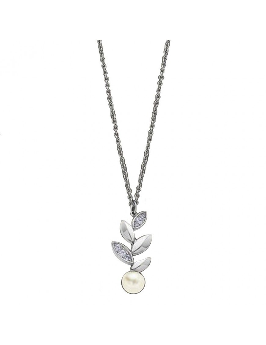 Collar Lotus Style Mujer Acero LS1857-1/1