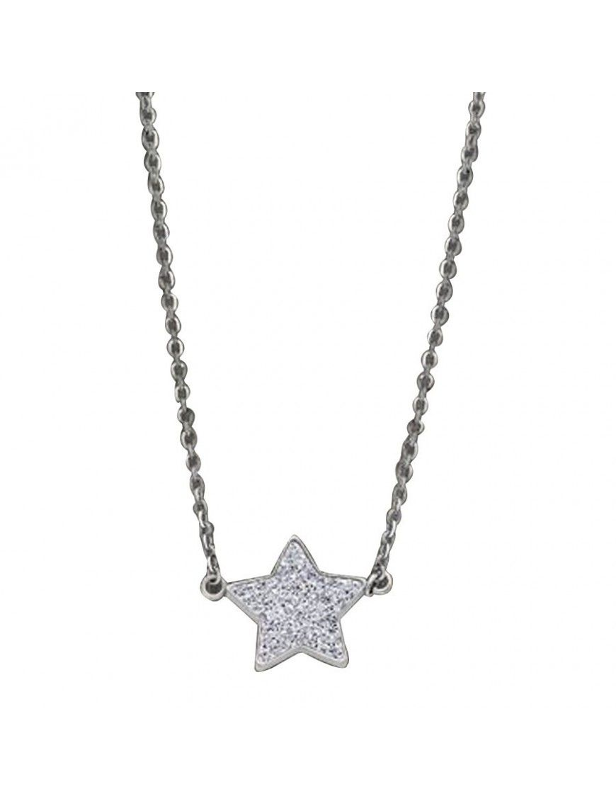 Collar Lotus Style Mujer Acero LS1864-1/1