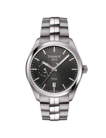 Reloj Tissot PR 100 Dual Time Hombre T1014521106100