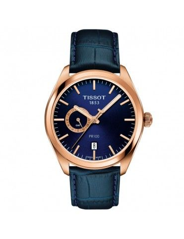 Reloj Tissot PR 100 Dual Time Hombre T1014523604100