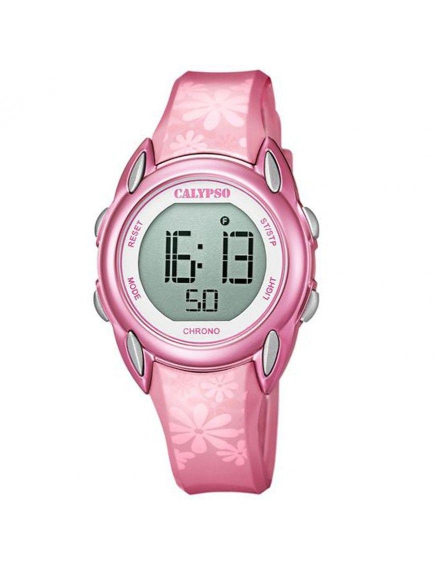Reloj Calypso Mujer Cronógrafo K5735/5