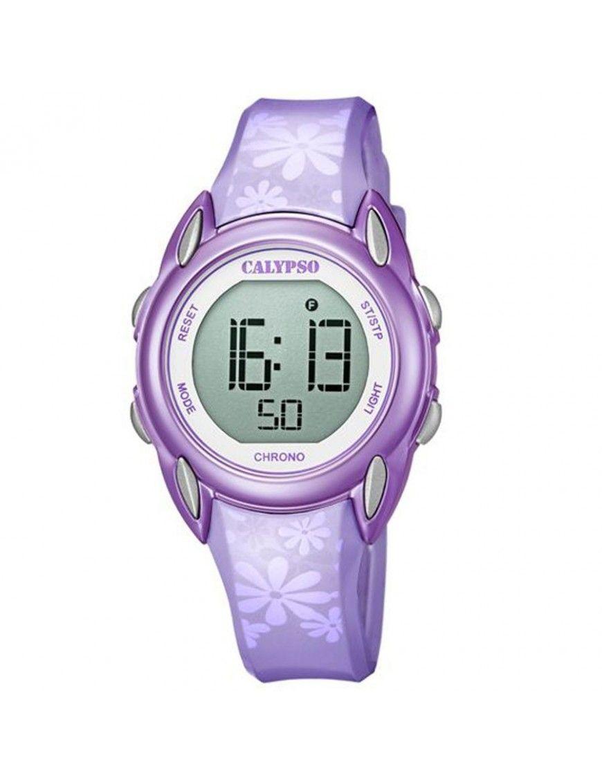 Reloj Calypso Mujer Cronógrafo K5735/6