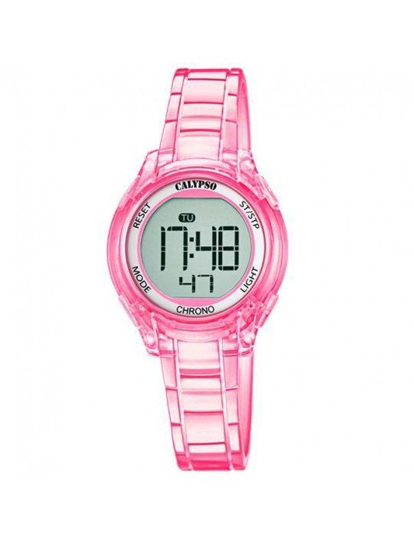 Reloj Calypso Mujer Cronógrafo K5737/3