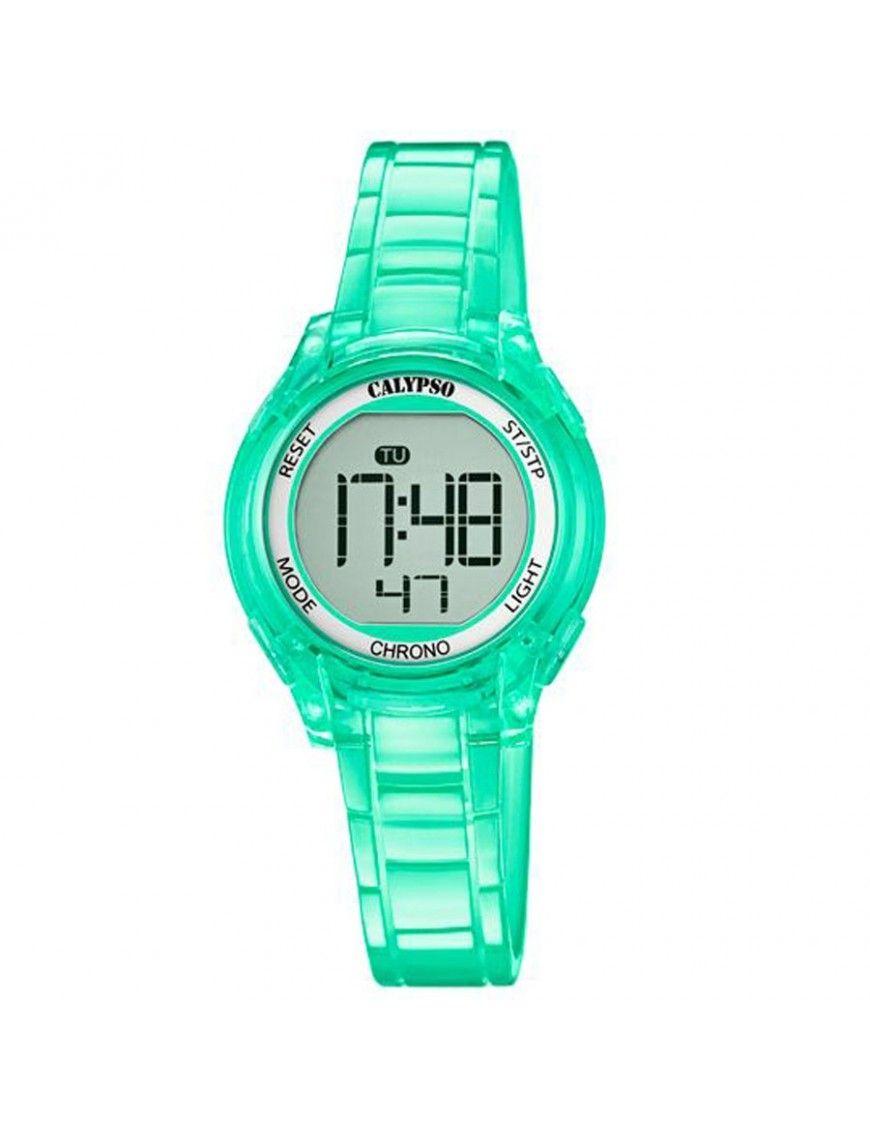 Reloj Calypso Mujer Cronógrafo K5737/5