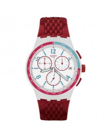Reloj Swatch Hombre Red Track SUSM403