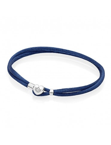 Comprar Pulsera Pandora Moments Azul 590749CDB-S1 online