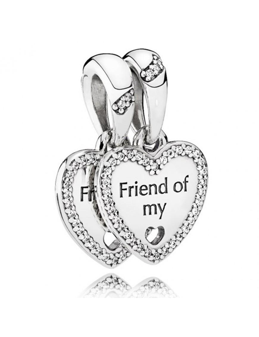 pandora charms de la amistad