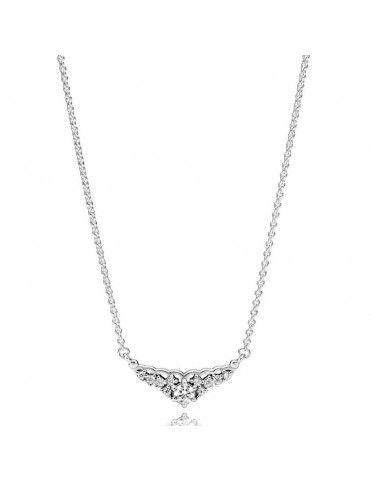 Collar Pandora Plata Tiara 396227CZ-45