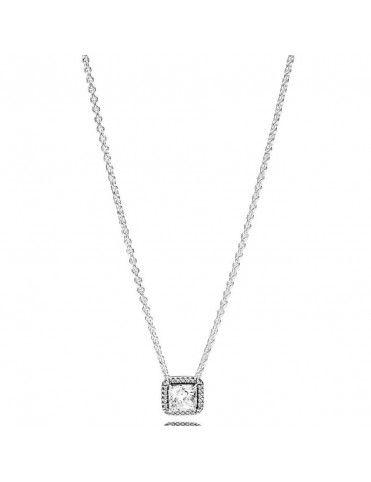 Collar Pandora Plata Elegancia 396241CZ-45