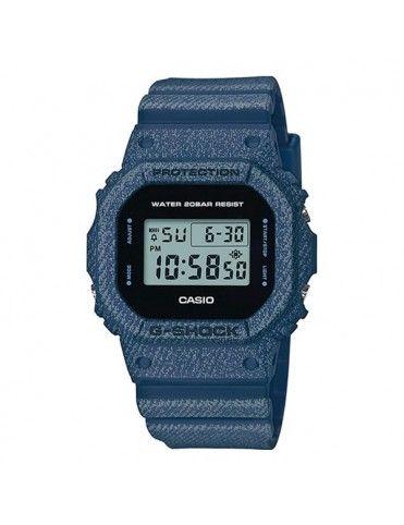 Reloj Casio G-Shock hombre mujer DW-5600DE-2ER