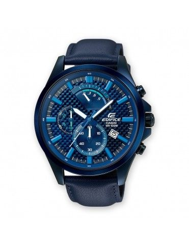 Reloj Casio Edifice hombre EFV-530BL-2AVUEF