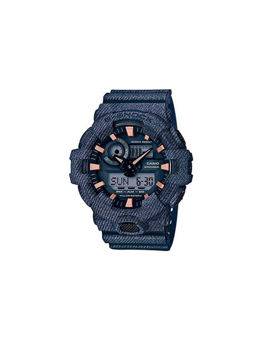 Reloj Casio G-Shock Hombre Cronógrafo GA-700DE-2AER