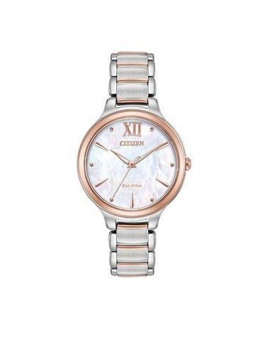 Reloj Citizen Eco-Drive Mujer EM0556-87D