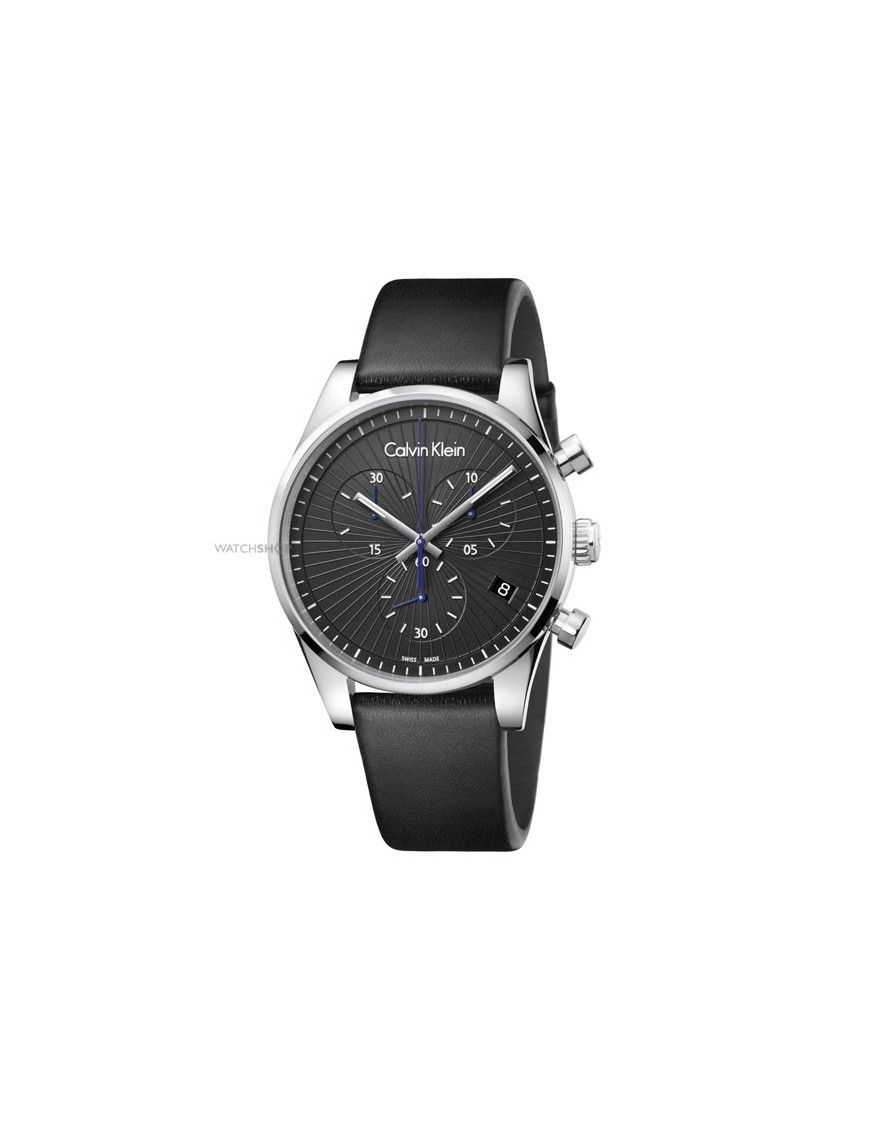 Reloj Calvin Klein Steadfast Cronógrafo Hombre K8S271C1