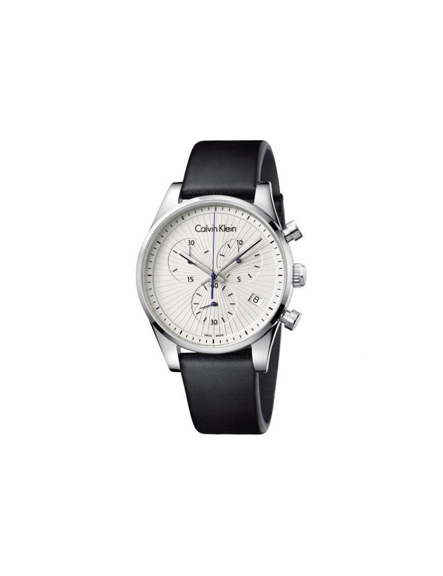 Reloj Calvin Klein Steadfast Cronógrafo Hombre K8S271C6