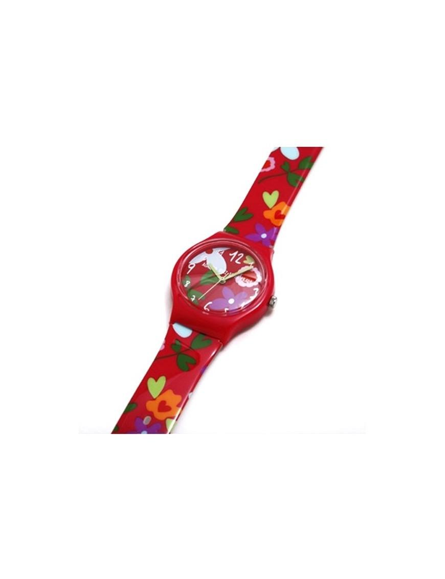 Reloj Agatha Ruiz de la Prada Niña Flip Jardín AGR203