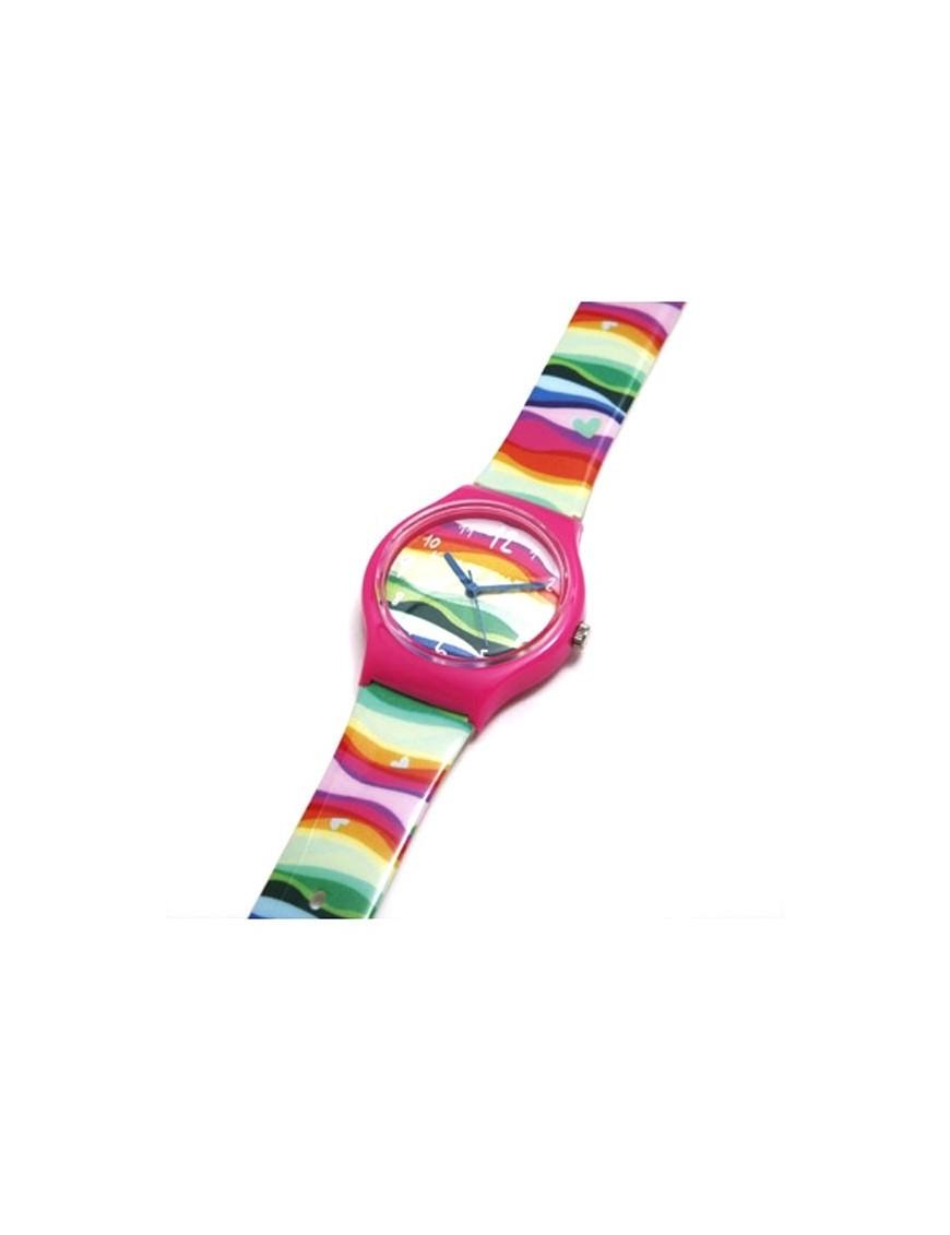 Reloj Agatha Ruiz de la Prada Niña Flip Ondas AGR205