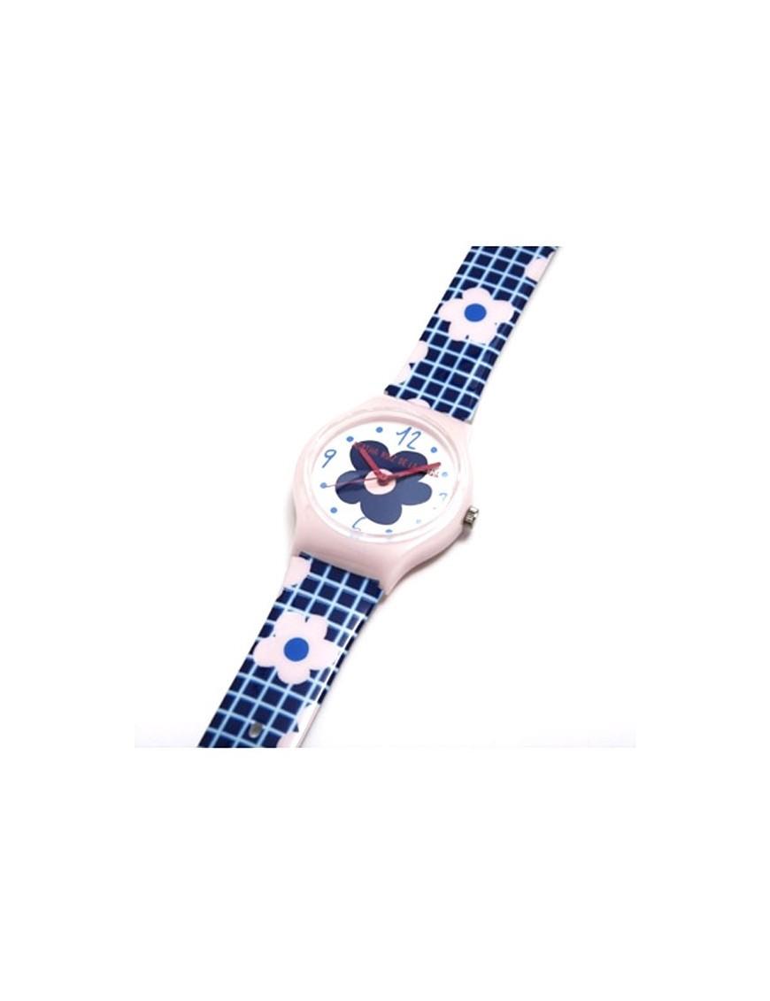 Reloj Agatha Ruiz de la Prada Niña Flip Cuadrados AGR211