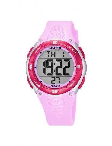Reloj Calypso Cronógrafo Mujer K5741/2