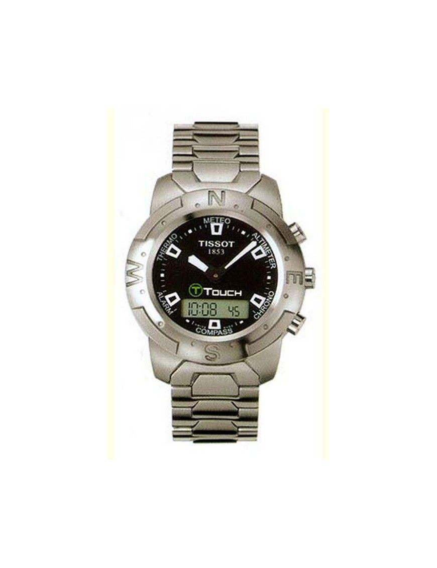 Reloj Tissot Acero Táctil Crono Hombre T33148851