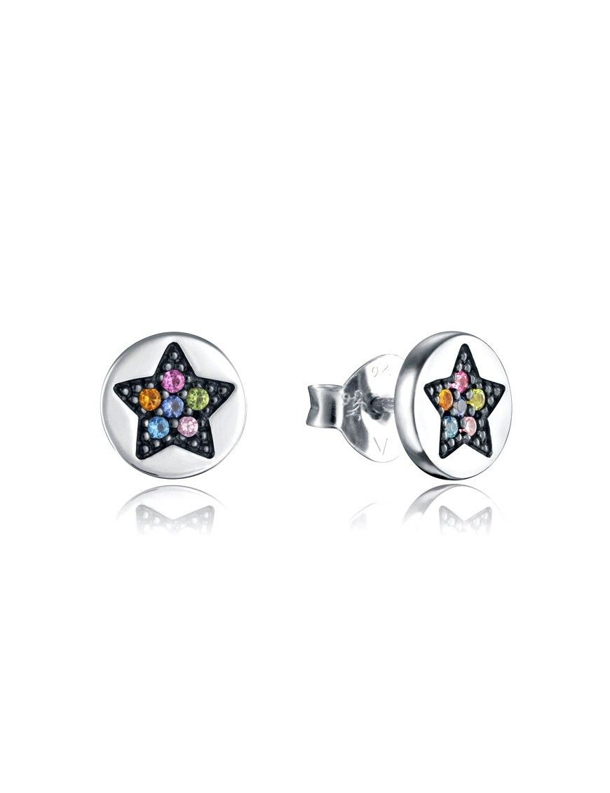 Pendientes Viceroy Plata Mujer 7090E000-39