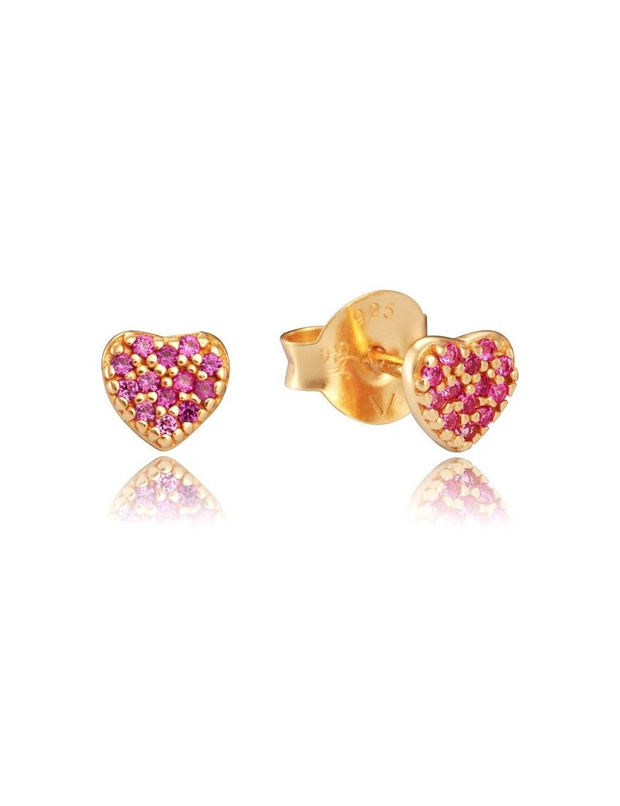 Pendientes Viceroy Plata Mujer 7093E100-37