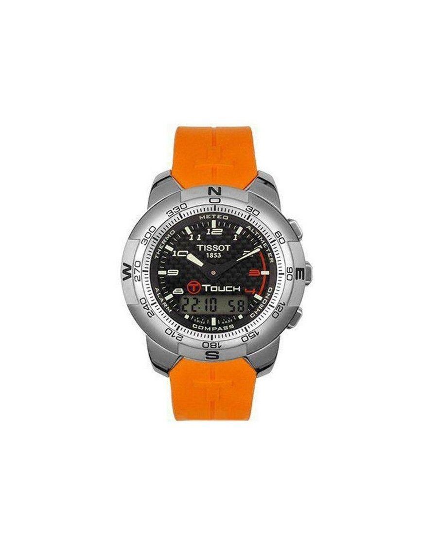 Reloj Tissot Acero Táctil Crono Hombre T33787892