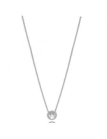 Collar Pandora Plata Elegancia 396240CZ-45