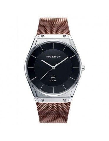 Reloj Viceroy Hombre Acero Solar 42321-57